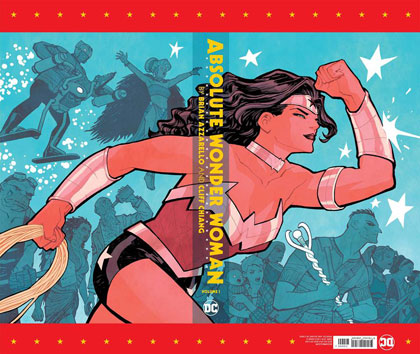 Image: Absolute Wonder Woman by Brian Azzarello & Cliff Chang Vol. 01 HC  - DC Comics