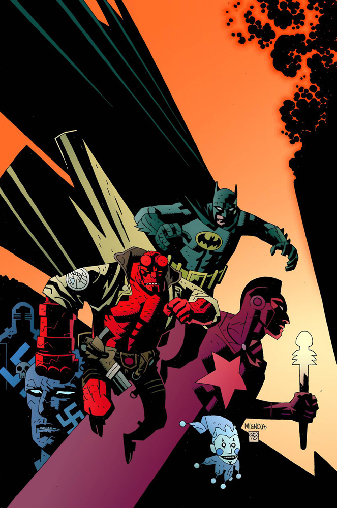 Image: DC Comics / Dark Horse Comics: Justice League Vol. 01 SC  - DC Comics
