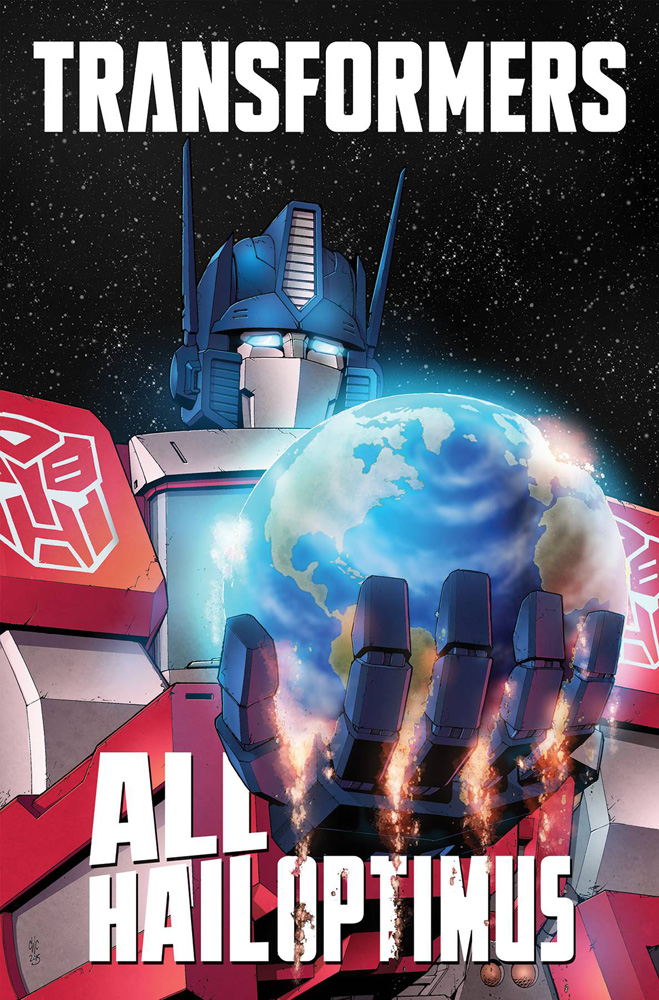 Image: Transformers Vol. 10 SC  - IDW Publishing