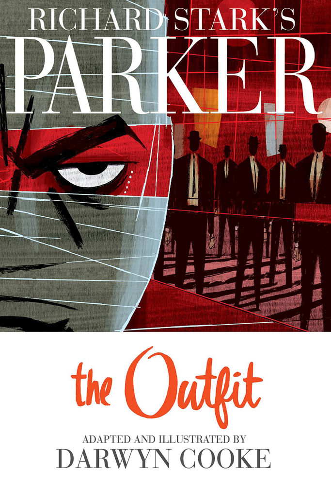 Image: Parker: The Outfit SC  - IDW Publishing