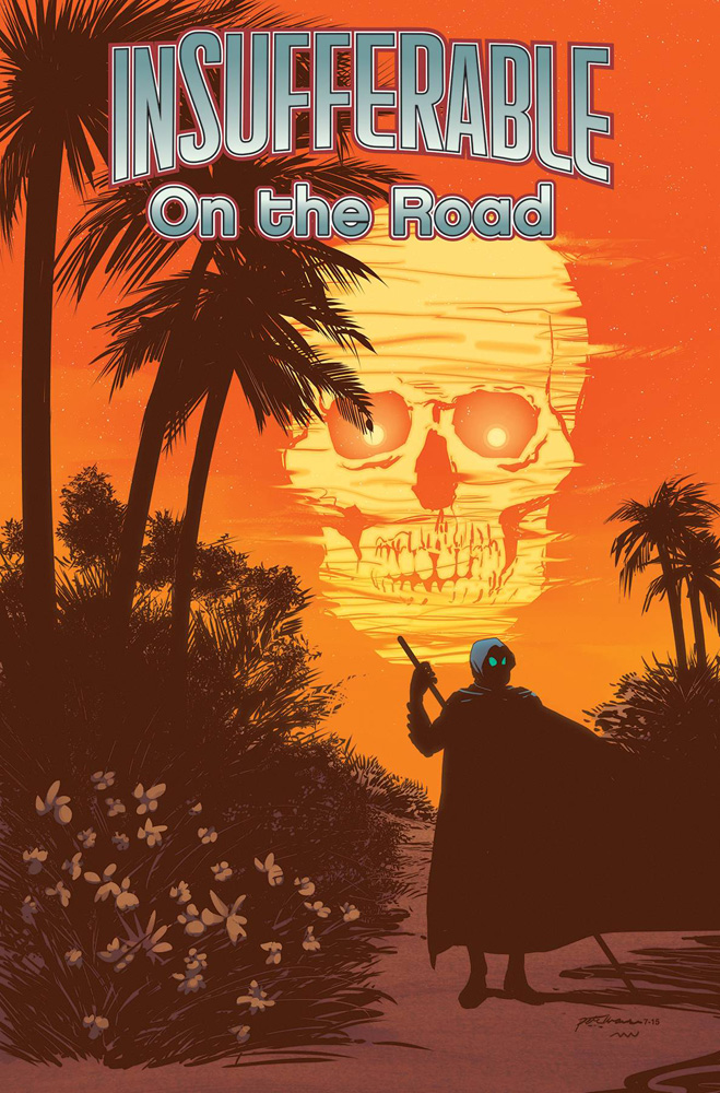 Image: Insufferable: On the Road SC  - IDW Publishing