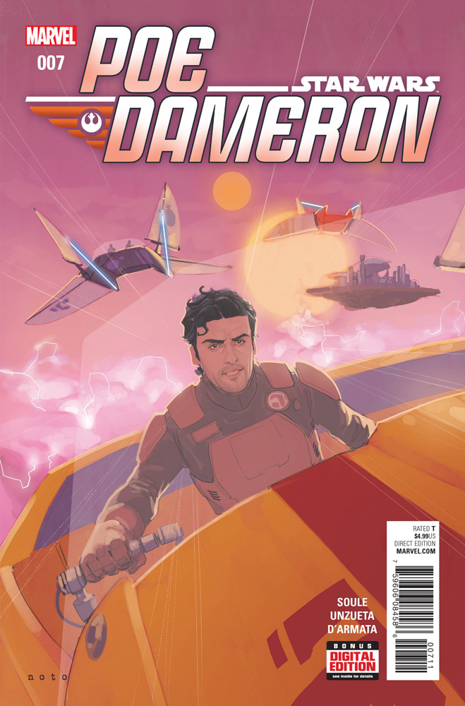 Image: Poe Dameron #7  [2016] - Marvel Comics