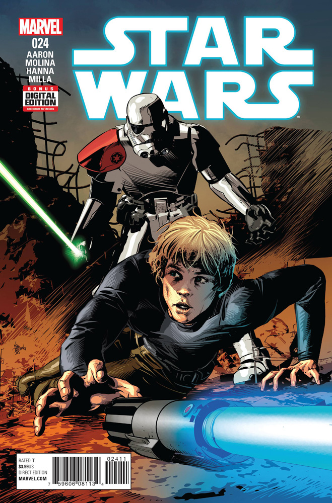 Image: Star Wars #24  [2016] - Marvel Comics