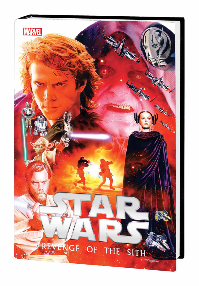Image: Star Wars: Episode III - Revenge of the Sith HC  - Marvel Comics