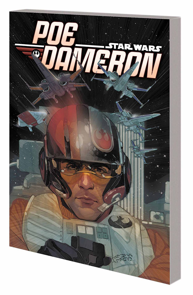Image: Star Wars: Poe Dameron Vol. 01 - Black Squadron SC  - Marvel Comics