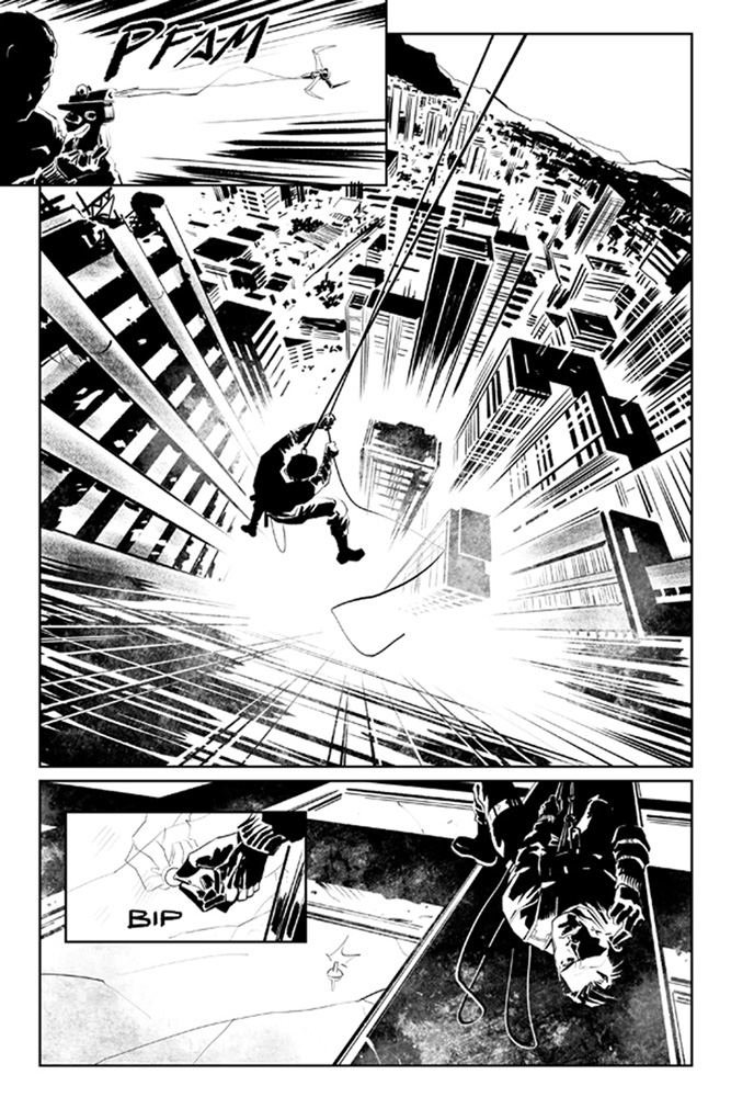 James Bond: Hammerhead #1 (cover A - Francavilla)  [2016] - Dynamite