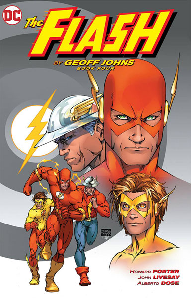 Image: Flash by Geoff Johns Vol. 04 SC  - DC Comics