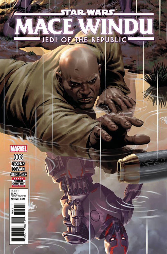 Image: Star Wars: Mace Windu #3  [2017] - Marvel Comics
