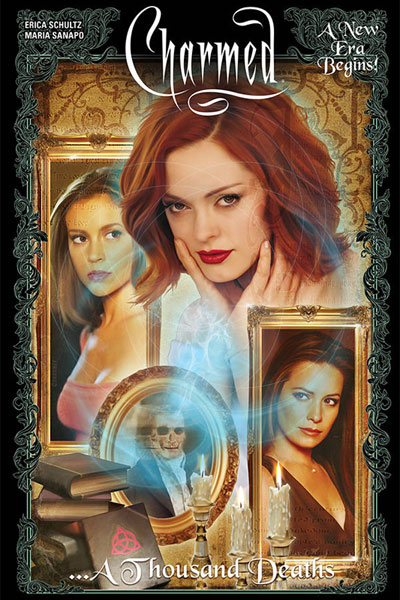 Image: Charmed Vol. 01: ... A Thousand Deaths SC  - Dynamite