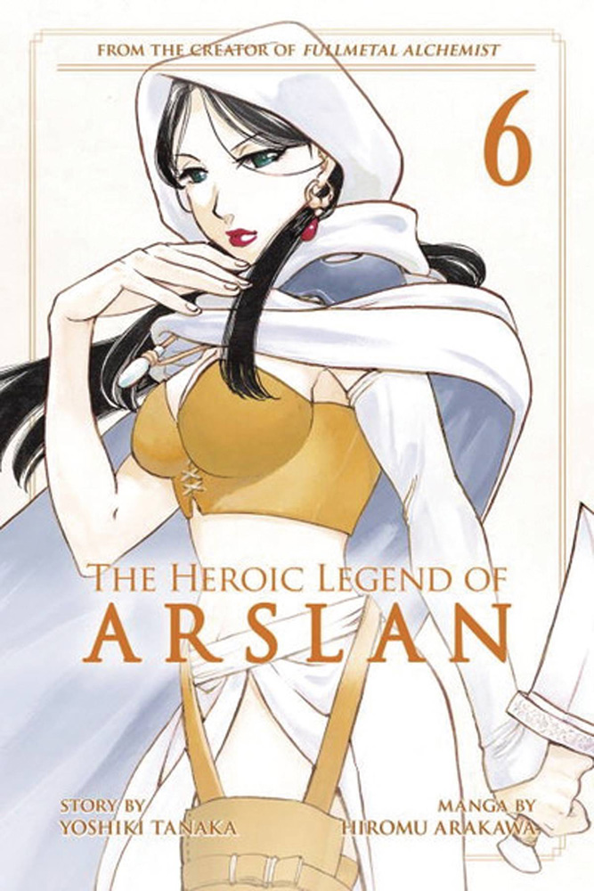 Image: Heroic: Legend of Arslan Vol. 07 GN  - Kodansha Comics