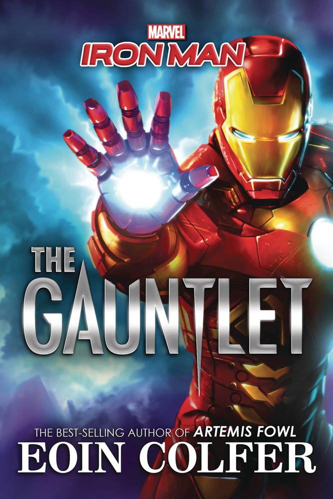 Image: Iron Man: The Gauntlet Novel SC  - Marvel Press