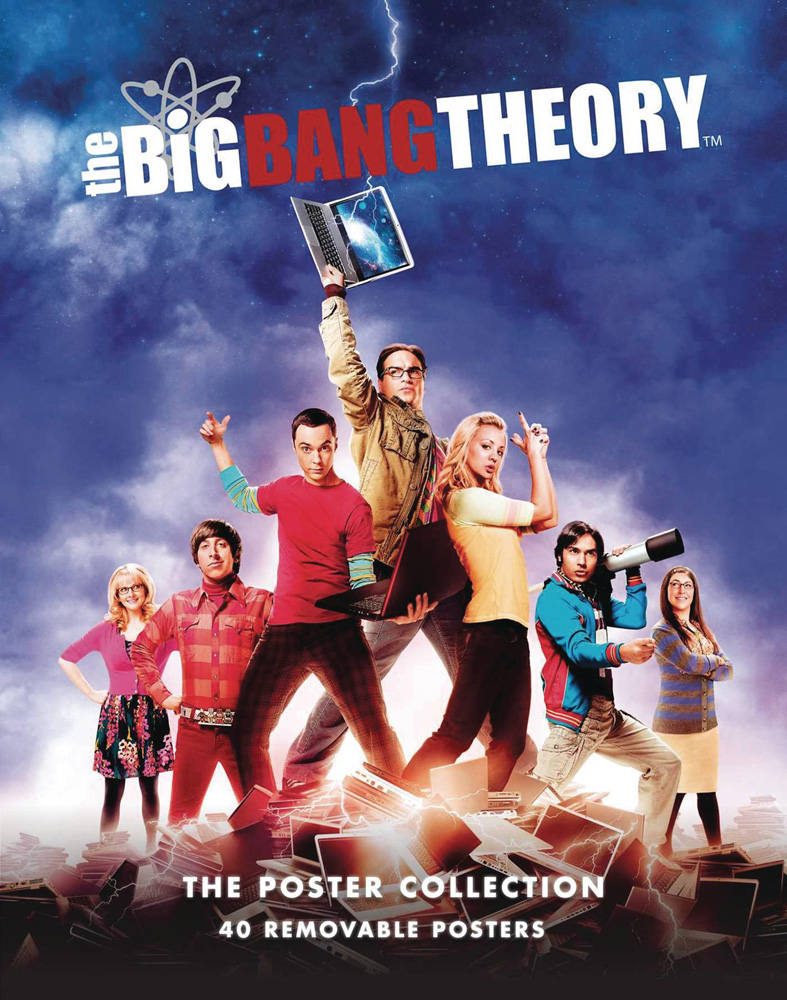 Image: Big Bang Theory Poster Collection  - Insight Editions