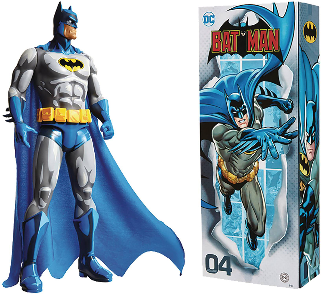 DC Big Figs Tribute Series Action Figure: Batman  (19-inch) - Jakks Pacific