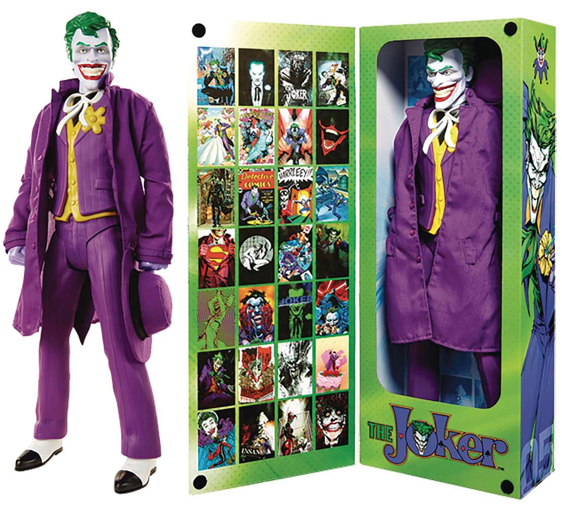 DC Big Figs Tribute Series Action Figure: Killing Joke Joker  (20-inch) - Jakks Pacific