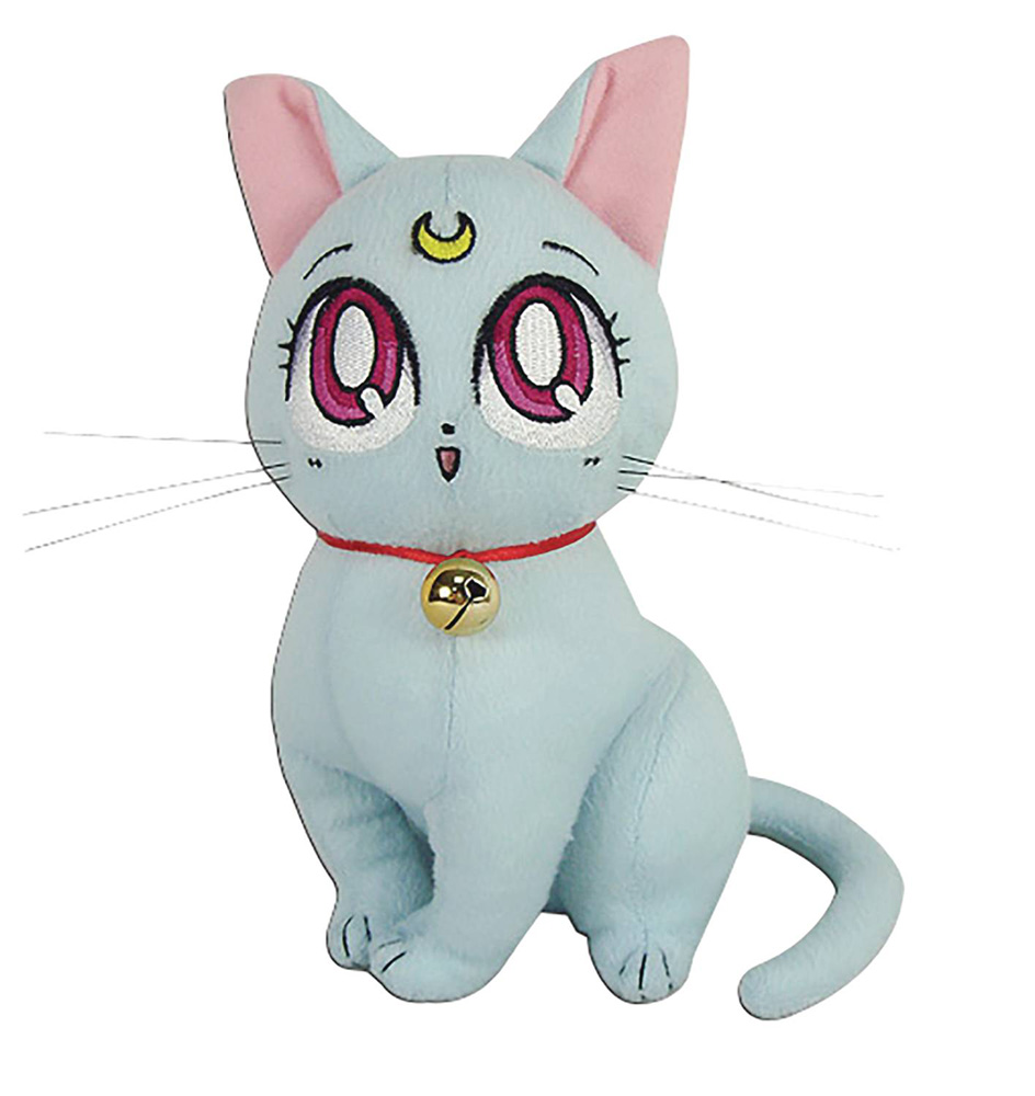 Image: Sailor Moon Plush: Diana  (8-inch) - Great Eastern Entertainment