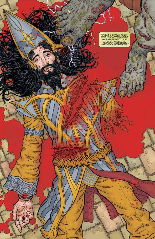 Maestros Vol. 01 SC  - Image Comics