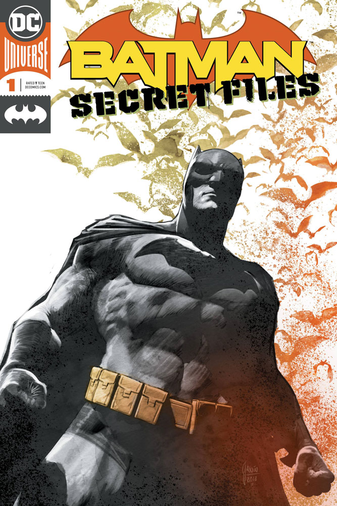 Batman Secret Files