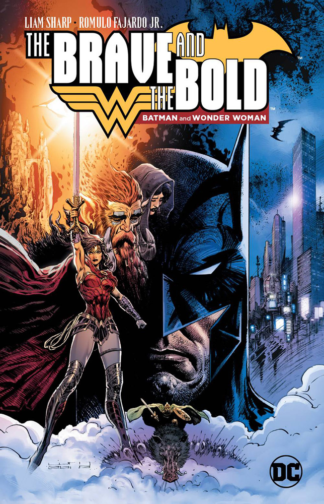 Image: Brave and the Bold: Batman and Wonder Woman HC  - DC Comics