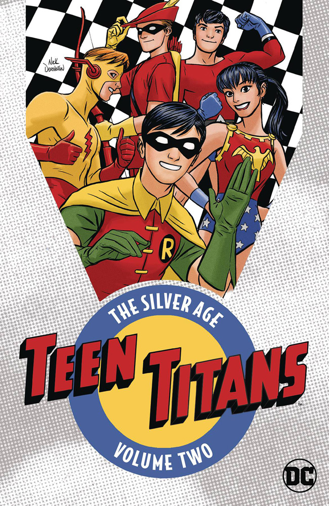 Image: Teen Titans: The Silver Age Vol. 02 SC  - DC Comics