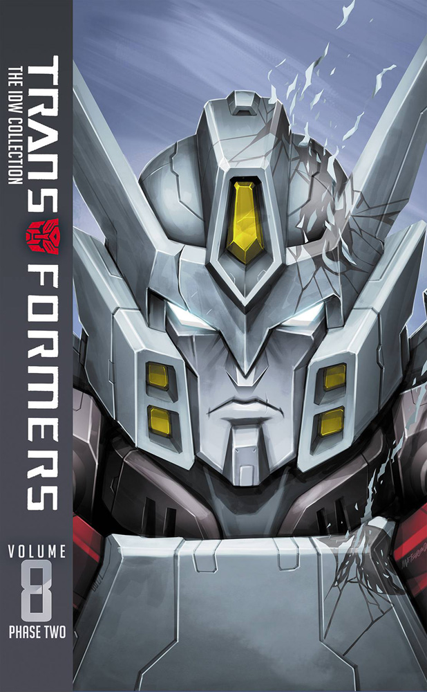 Image: Transformers: The IDW Collection Phase 2 Vol. 08 HC  - IDW Publishing