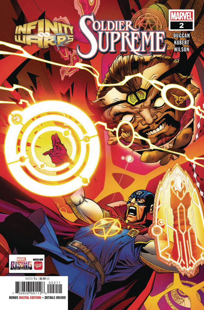 Image: Infinity Wars: Soldier Supreme #2 - Marvel Comics