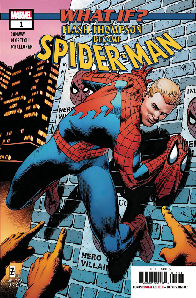 Image: What If? Spider-Man #1 - Marvel Comics
