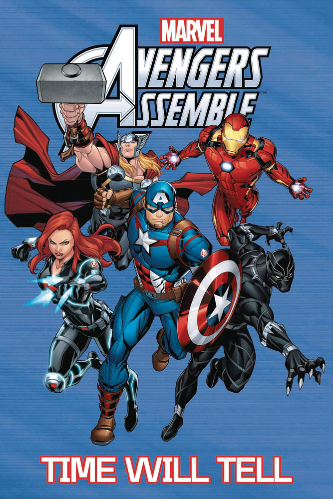 Image: Avengers Assemble: Time Will Tell SC  - Marvel Comics