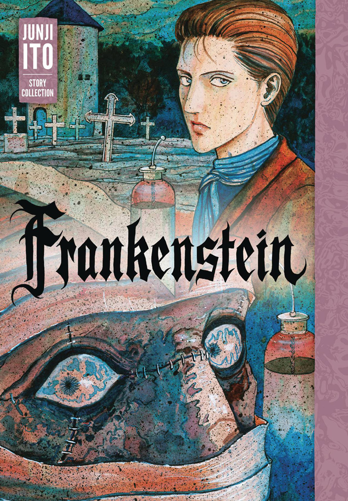 Image: Frankenstein - The Junji Ito Story Collection HC  - Viz Media LLC
