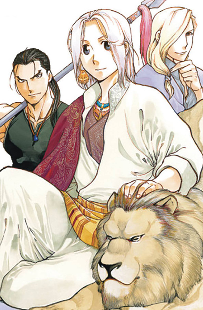 Image: Heroic Legend of Arslan Vol. 09 GN  - Kodansha Comics