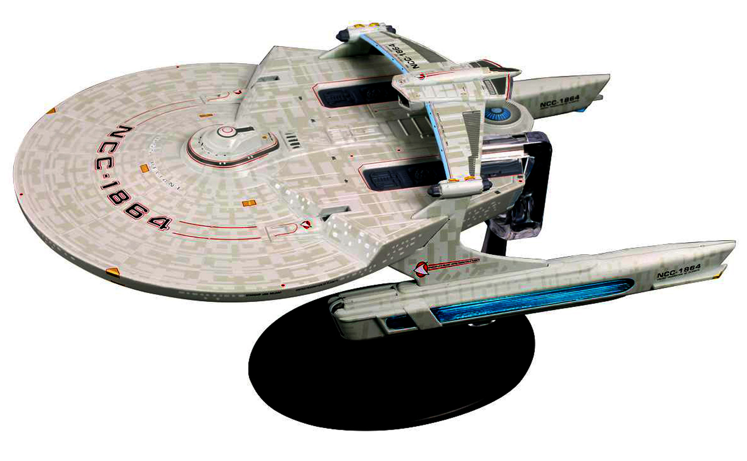 Image: Star Trek Official Starships Collection Special: U.S.S. Reliant NCC-1864 #26 - Eaglemoss Publications Ltd