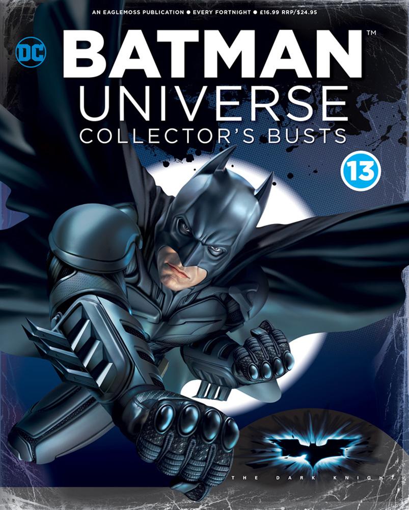Batman Universe Collector's Bust: Dark Knight Batman #13 - Eaglemoss Publications Ltd