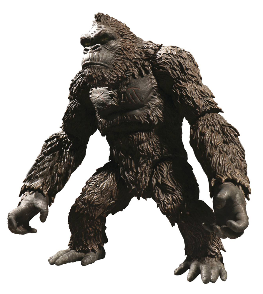 Image: King Kong of Skull Island Action Figure  (7-inch) - Mezco Toys