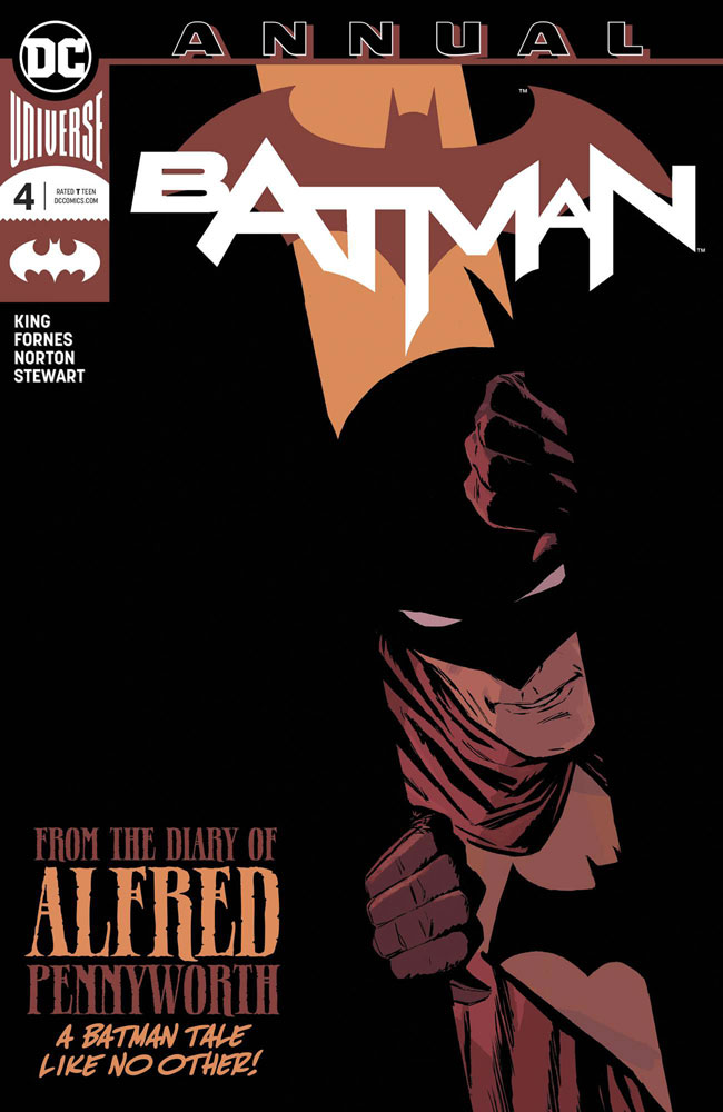 Image: Batman Annual #4  [2019] - DC Comics