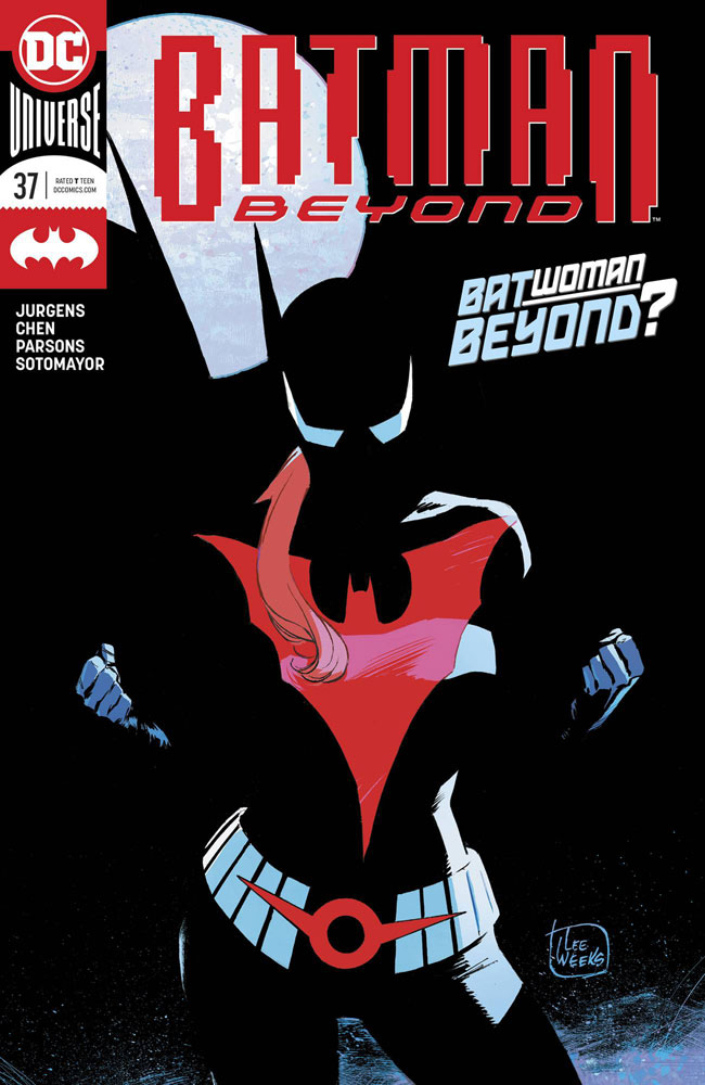 Image: Batman Beyond #37  [2019] - DC Comics