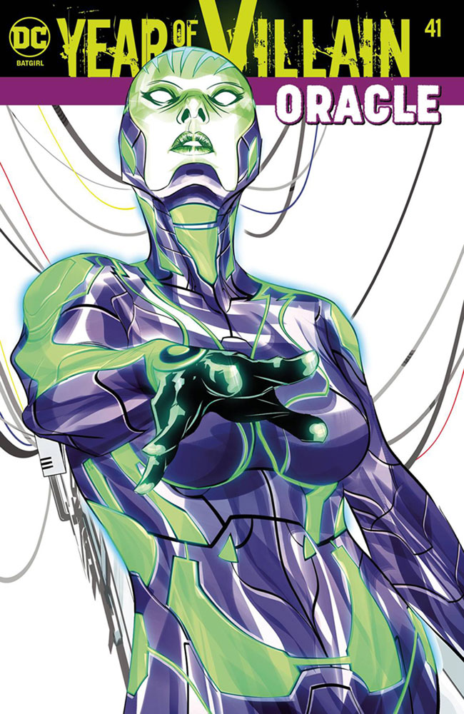 Batgirl #41 (YotV) (Acetate cover)  [2019] - DC Comics