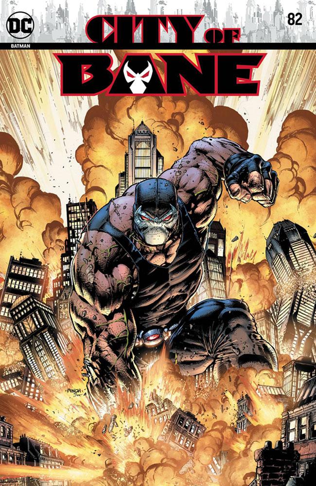 Batman #82 (Acetate cover)  [2019] - DC Comics