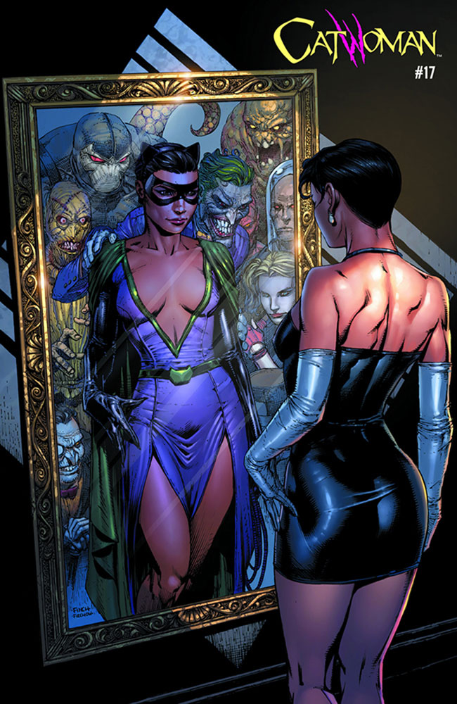 Catwoman #17 (YotV) (Acetate cover)  [2019] - DC Comics