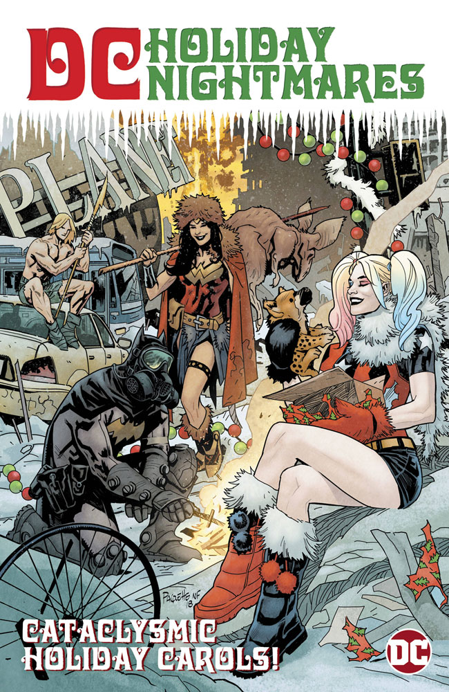 Image: DC Holiday Nightmares SC  - DC Comics