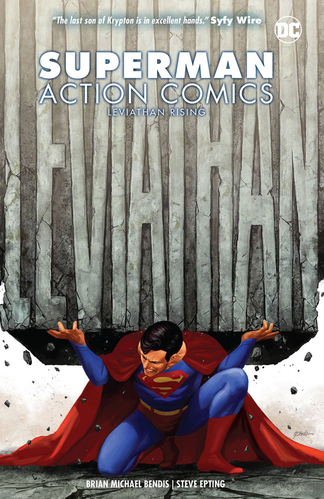 Image: Superman: Action Comics Vol. 02 - Leviathan Rising HC  - DC Comics