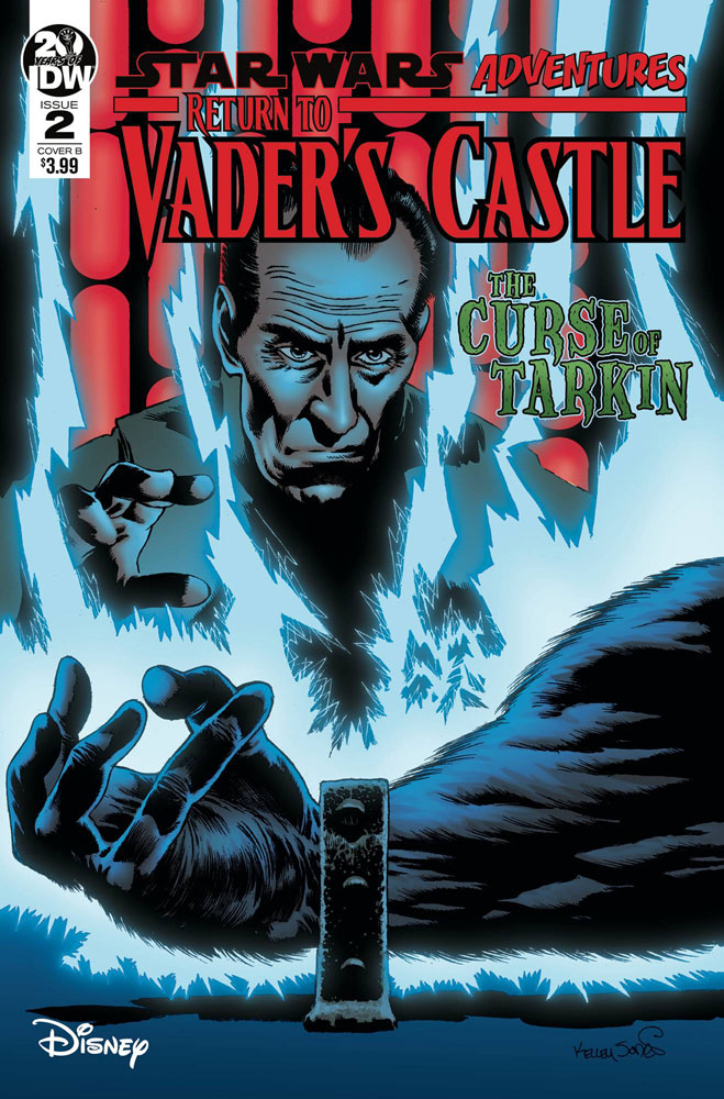 Image: Star Wars Adventures: Return to Vader's Castle #2 (cover B - Jones) - IDW Publishing