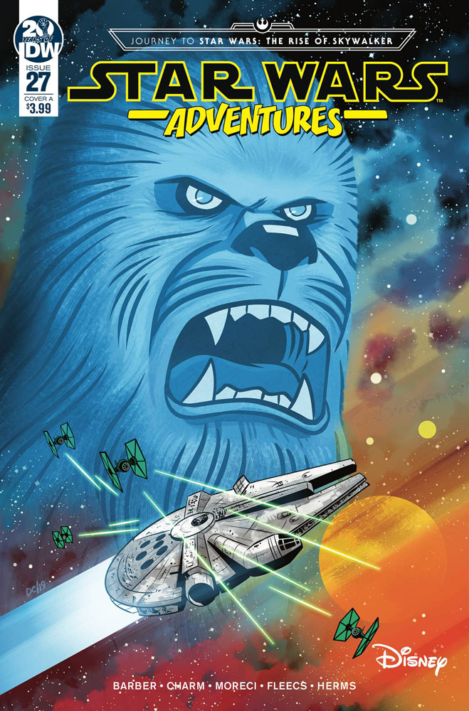 Image: Star Wars Adventures #27 (cover A - Charm) - IDW Publishing