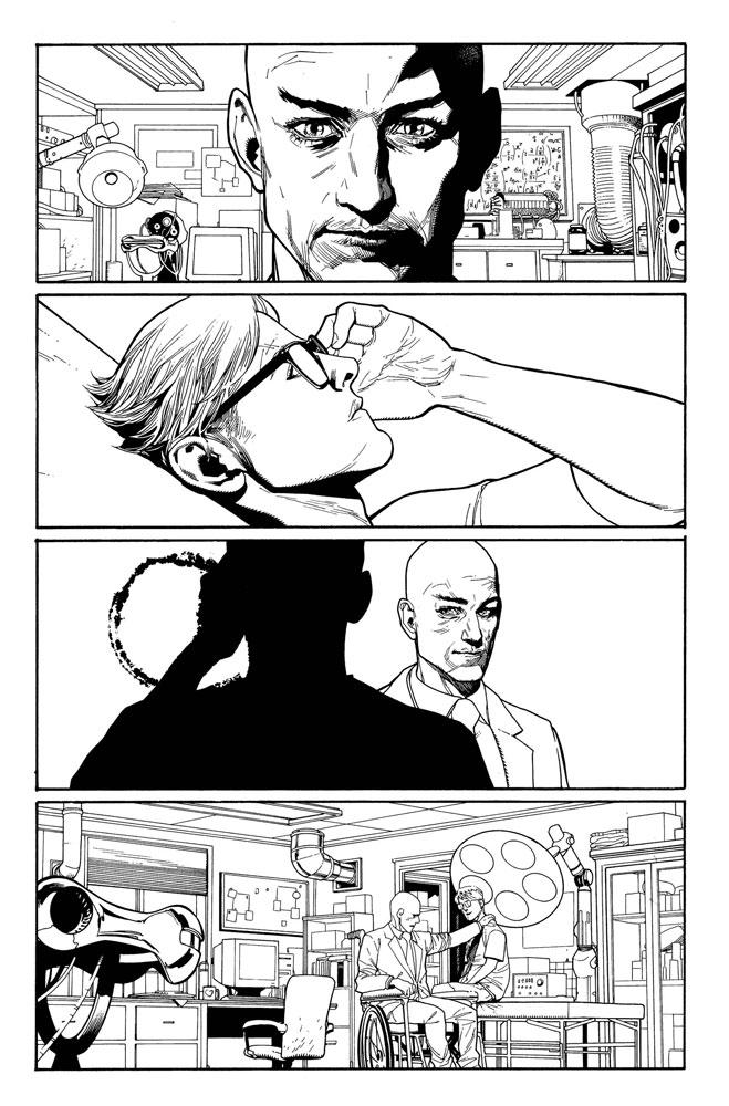 X-Men #1 (incentive 1:50 cover - Dauterman)  [2019] - Marvel Comics