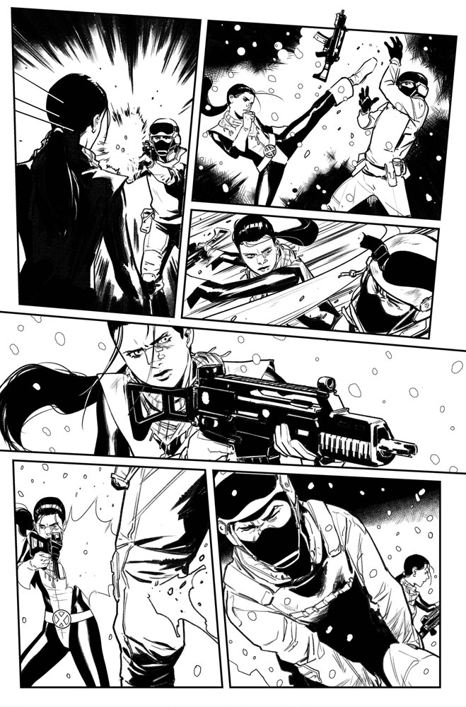 Marauders #1 - Marvel Comics