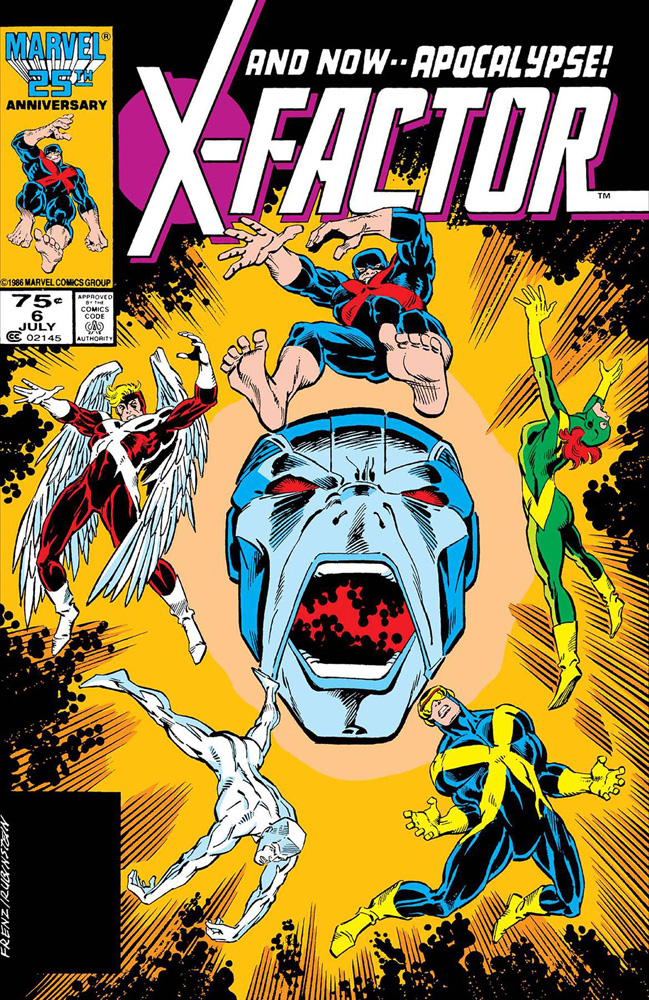 Image: True Believers: X-Men - Apocalypse #1 - Marvel Comics