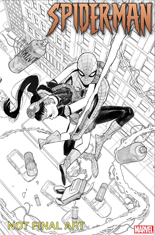 Image: Spider-Man #2 (incentive 1:25 cover - Pichelli)  [2019] - Marvel Comics