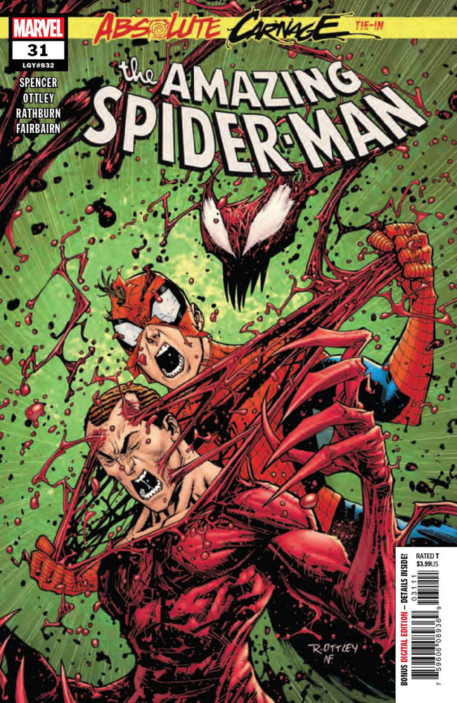 Image: Amazing Spider-Man #31  [2019] - Marvel Comics