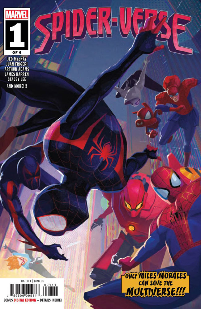 Image: Spider-Verse #1  [2019] - Marvel Comics
