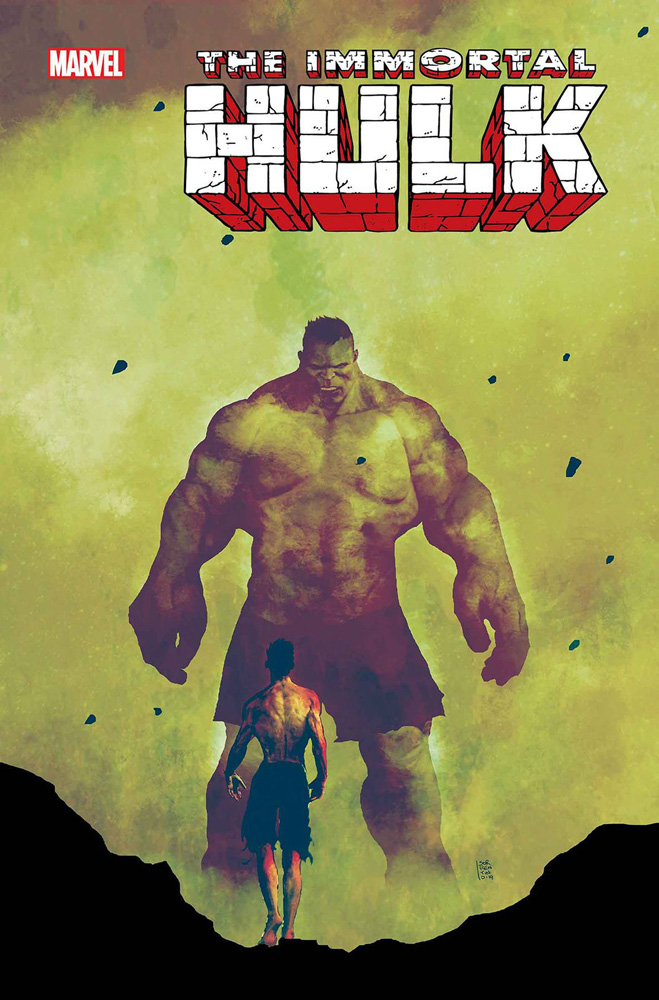 Image: Immortal Hulk #25 (incentive 1:25 cover - Sorrentino) - Marvel Comics