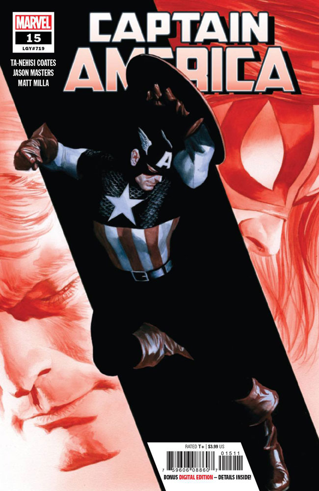 Image: Captain America #15 - Marvel Comics
