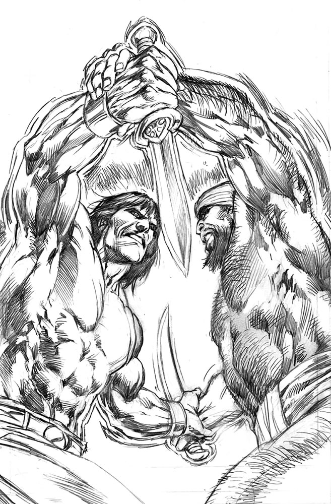 Savage Sword of Conan #10  [2019] - Marvel Comics